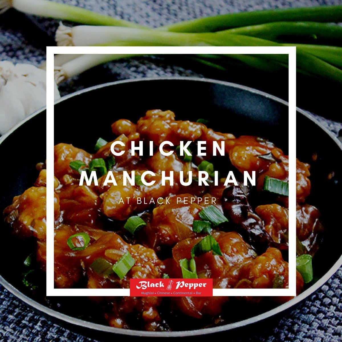 Recipe Chicken Manchurian: Black Pepper Restaurant